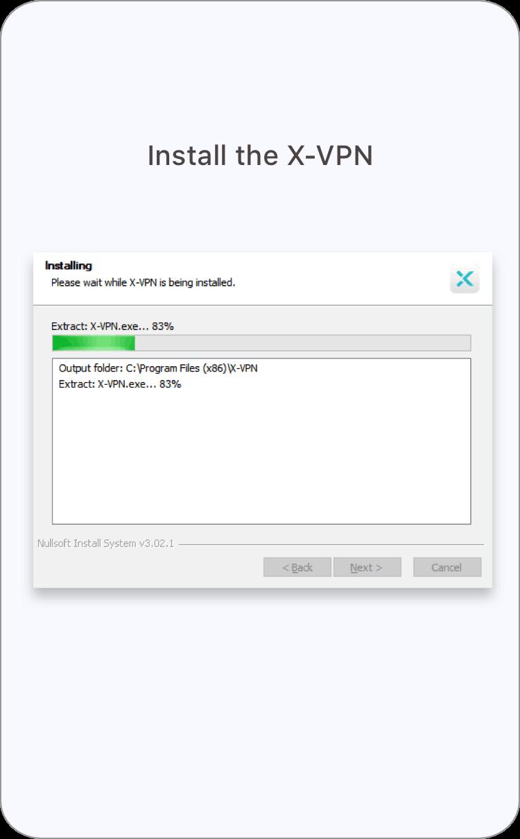دانلود فیلتر شکن x vpn برای اندروید